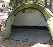 Tenda campeggio Quechua II seconds XXL 4 posti
