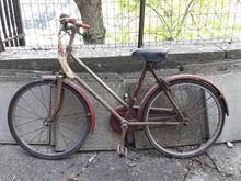 Bicicletta da bambina originale Frejus anni '50