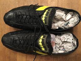 Scarpe ciclismo num. 38