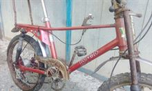 Saltafos bici da cross vintage Italvelo