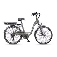 Bici elettrica bicicletta pedalata assistita ML Ekletta 90km