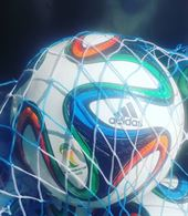 Pallone calcio adidas mondiali del Brasile