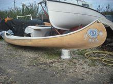 Canoa indiana - canadese