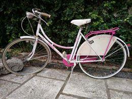 City Bike Vintage da Collezione - Atala College 28 Donna