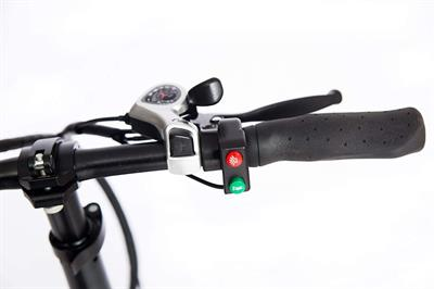 Revoe Dirt Vtc Bicicletta Elettrica Pieghevole