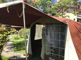 Tenda campeggio bertoni