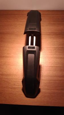 Parafango anteriore Zefal FM60 nero