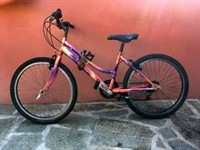 Mountain Bike donna vintage