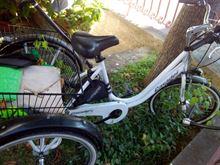 Triciclo con pedalata assistita