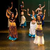 Corso di ats american tribal style bellydance