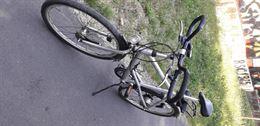 Bicicletta mercedes Benz