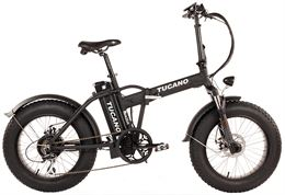 FAT BIKE ELETTRICA TUCANO MONSTER 20 Limited