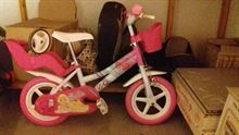 Bici bambina barbie