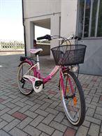 Bicicletta per ragazzina