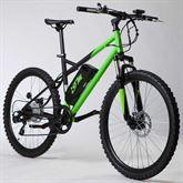 Mountain Bike Elettrica IFM Verde ultimi pezzi