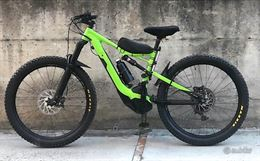 Specialized turbo levo FSR Como 6fattie, taglia M