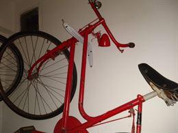 Bicicletta Donna Anni 40 Color Rosso