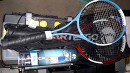 Coppia racchette Artengo + 4 palle