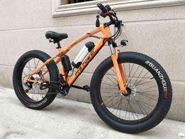 Fat Bike con trasporto in contrassegno