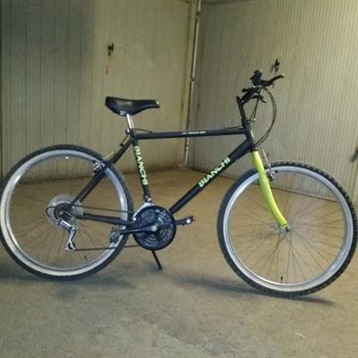 MTB Bianchi All Terrain Bike
